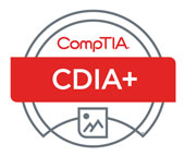 CompTIA International CDIA+ Certification