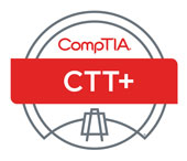 CompTIA International CTT+ Certification
