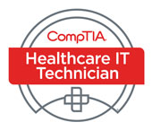 CompTIA Healthcare IT Technician Certification Test Voucher - North America