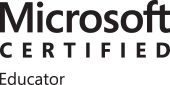 Microsoft Certified Educator (MCE) Certification